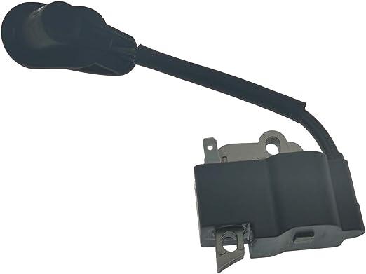 Cancanle Module de Bobine dallumage pourStihl BR500 BR550 BR600 souffleur de Feuilles