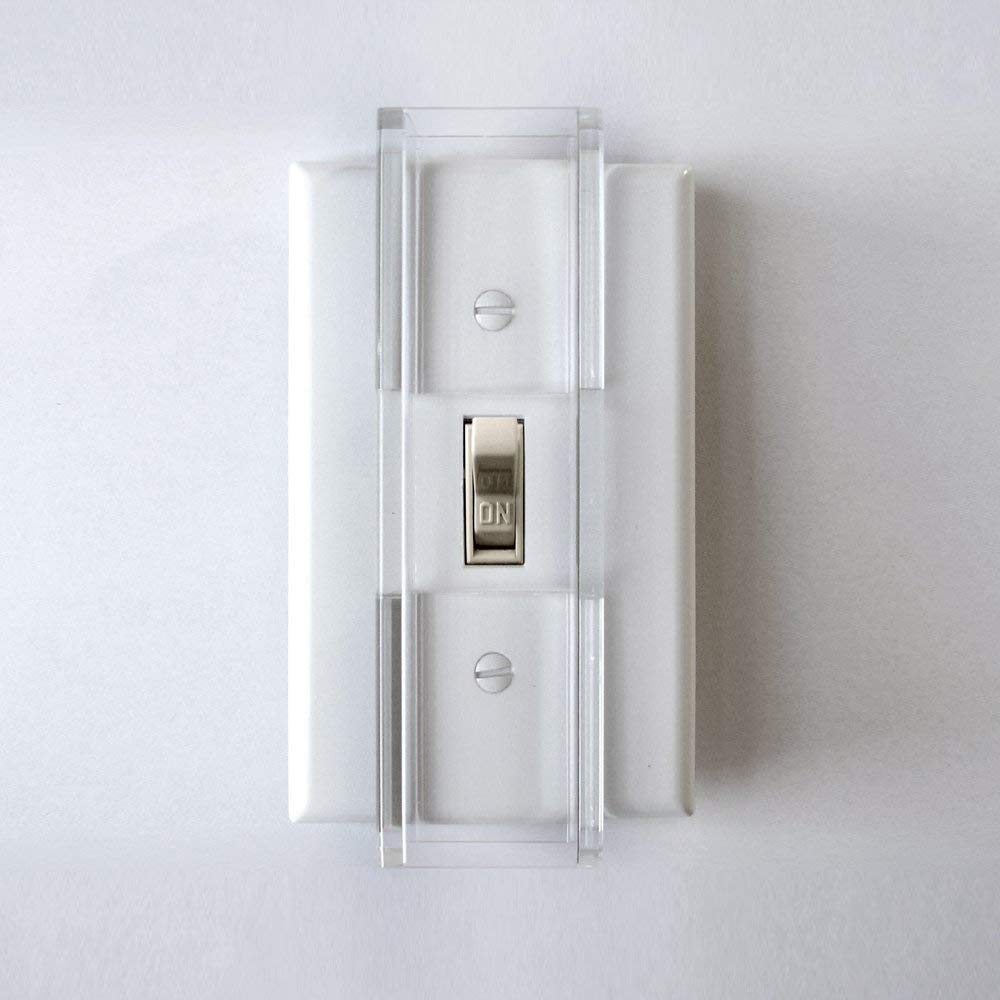 amazon com child proof light switch guard for standard (toggle