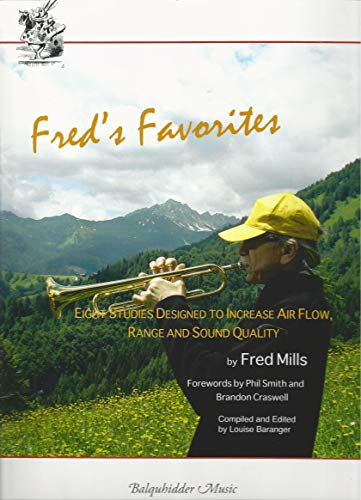 Fred's Favorites Eight Studies Designed to Increase Air Flow, Range and Sound Quality