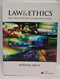 img - for Law and Ethics for Professional Communicators book / textbook / text book