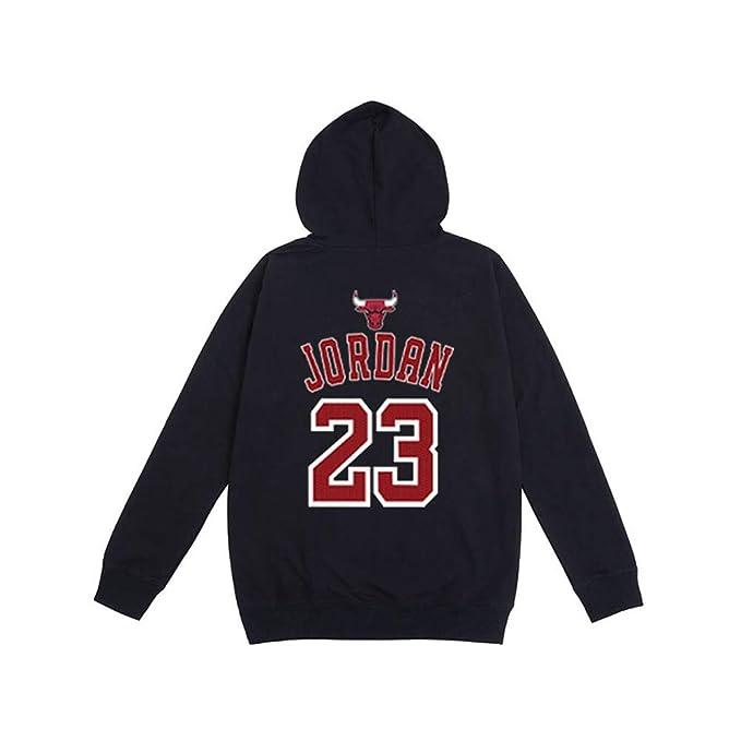 2019 All Star Bulls Jordan 23 Sudadera con Capucha Masculina: Amazon.es: Ropa y accesorios