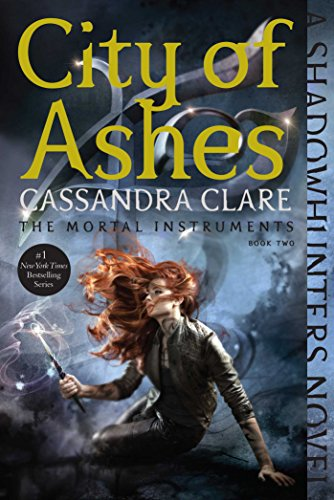 City of Ashes (The Mortal Instruments Book 2) -