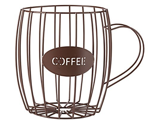 Coffee Cup Wire Basket (Coffee Basket)