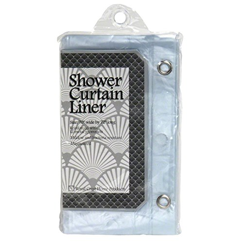 Shower Curtain Liner, Super Heavy Deluxe Vinyl (70