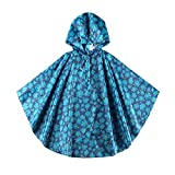Spring Fever Children's Hooded Poncho Eco-Friendly Cute...
