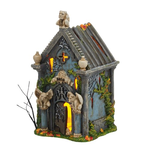Department 56 Halloween Village 2019 (Department 56 Accessories for Villages Rest in Peace 2014 Accessory Figurine, 3.54)