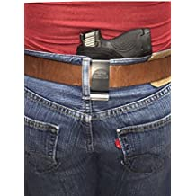Concealed In the Pants/waistband Holster Fits Taurus PT-709 Slim and Taurus PT-740 Slim