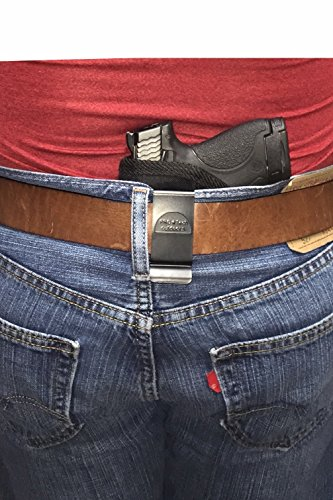 Pro-Tech Outdoors Concealed in The Pants/Waistband Holster Fits Ruger EC9s by Pro-Tech Outdoors