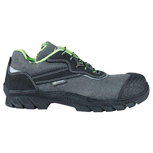 Cofra Vereina S3 Hi Ci Hro SRC Chaussures de sécurité Taille 40 Gris