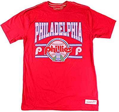 Philadelphia Phillies MLB Men's Early Innings Tailored T-shirt