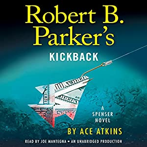 Robert B. Parker's Kickback Audiobook