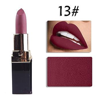 440c1920ad04 Amazon.com : Matte Lipstick By Maserfaliw, Long Lasting Matte ...