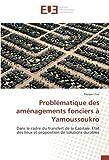 Problématique des aménagements fonciers à Yamoussoukro: Dans le cadre du transfert de la Capitale. Etat des lieux et proposition de solutions durables (French Edition)