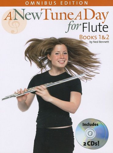 1 and 2: New Tune A Day Flute Omnibus (New Tune a Day (Unnumbered)) (Day Flute)