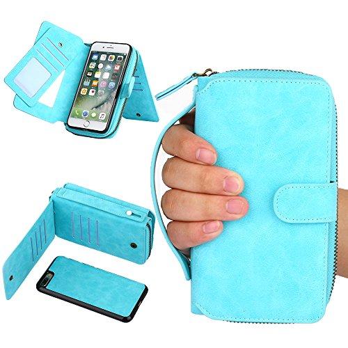 iphone-7-plus-case-bluera-11-card-holder-zipper-cash-storagemirror-premium-pu-leather-wallet-case-wi