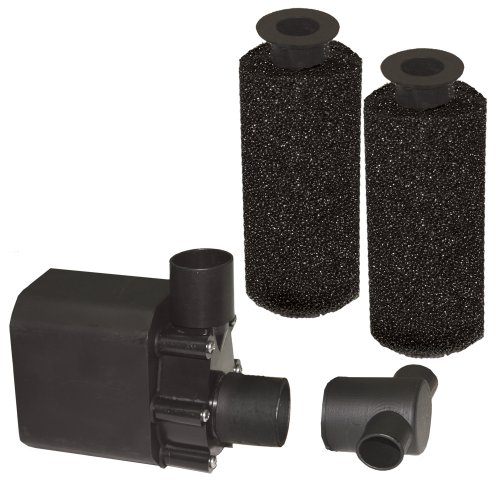 Beckett Pond Waterfall Pump (Beckett DP1800 Pond Waterfall And Stream Pump, 1800 GPH)