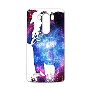 Abstract elephant and skull Cell Phone Case for LG G3