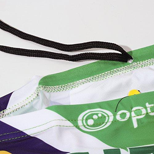 Optimum Tackle-Boxer intimo_verde, Misura: 26