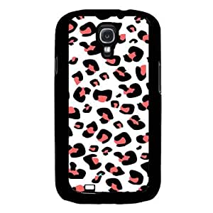 Cool Painting Coral Leopard Samsung Galaxy S4 I9500 Case Fits Samsung Galaxy S4 I9500