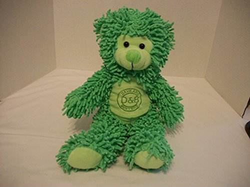dave-and-busters-green-scraggly-fur-bear