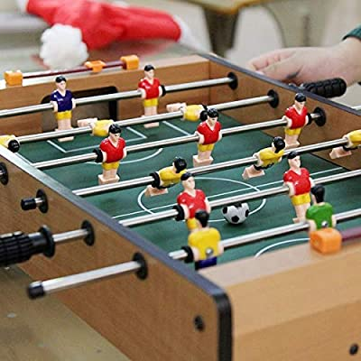 Futbolín Mesa De Fútbol Para El Hogar Para Niños De Escritorio Pequeña Mini Máquina De Fútbol Para Niños Creativos Regalo De Cumpleaños 6 Mesa Mesa De Fútbol (Color : Green ,