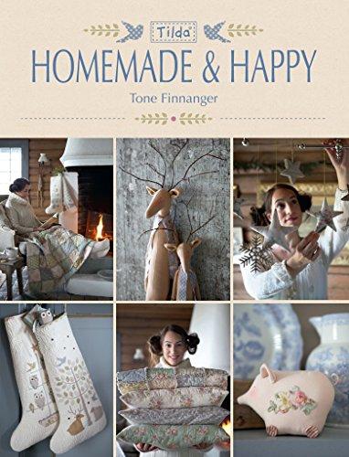 Tilda Homemade & Happy (Tone Upholstery)
