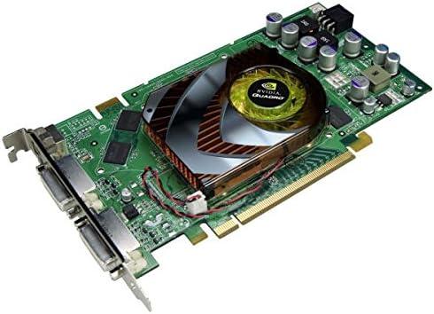 PNY VCQFX1500-PCIE-PB Quadro FX 1500 256MB Professional Graphic Card