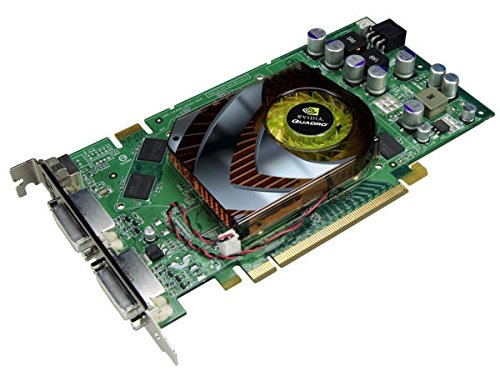 PNY VCQFX1500-PCIE-PB Quadro FX 1500 256MB Professional Graphic Card