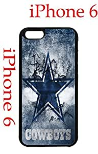 Cool Dallas Cowboys iPhone 6 4.7 Case Hard Silicone Case