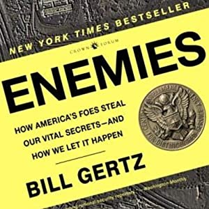 Enemies Audiobook