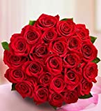 1-800-Flowers - Two Dozen Red Roses - Bouquet Only