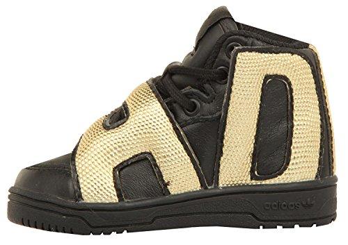 Js Unisex oro Scott Sneakers Lettera Adidas I Negro Jeremy Oro nq6wa4