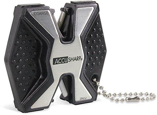 Accusharp 017C Diamond Pro Two Step Knife Sharpener