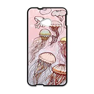 H-Y-G9064131 Phone Back Case Customized Art Print Design Hard Shell Protection HTC One M7