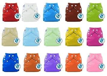 Amazoncom FuzziBunz Perfect Size Diapers Pack Gender Neutral - Gender neutral colors