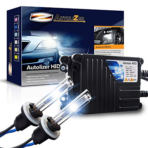 Autolizer 35W Xenon HID Lights - 880 881 893 899 (8000K Iceberg Blue)