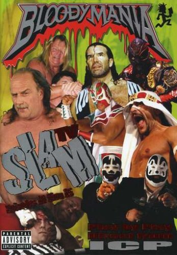 DVD : JCW Wrestling: Slam Tv Episodes 10-15 Featuring Bloody Mania (DVD)