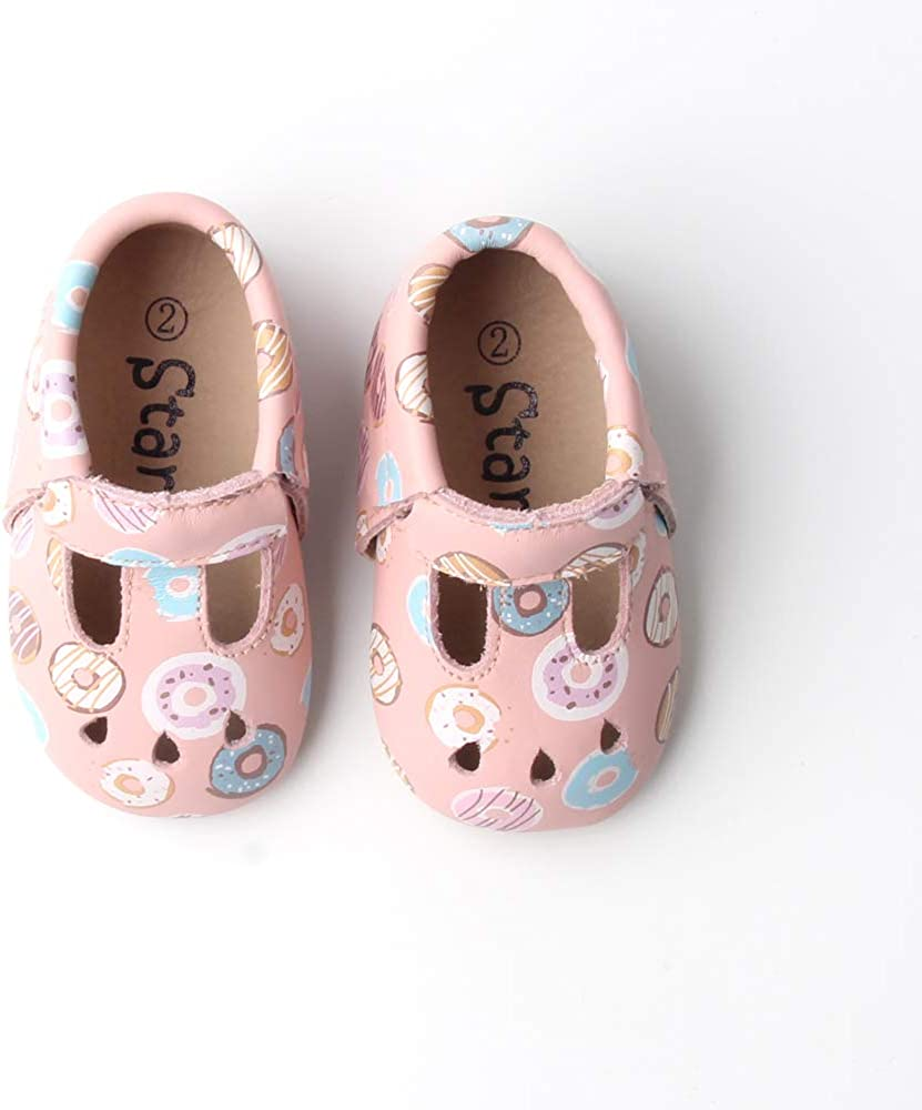 Starbie baby Mary Janes Toddler Girl Shoes Baby Girl Shoes School shoes leather