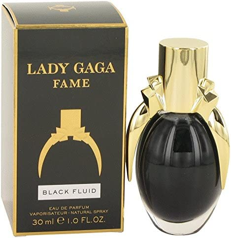 Lady Gaga Fame Black Fluid Eau De