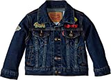 Best Levi's Clothing For Boys - Levi's Baby Boys' Trucker Jacket, Stormy River, 18M Review