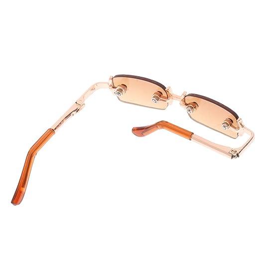 MagiDeal No Frame Glasses Eyeglasses for 1//3 Boy Girl BJD DOD MSD Dolls Clothes