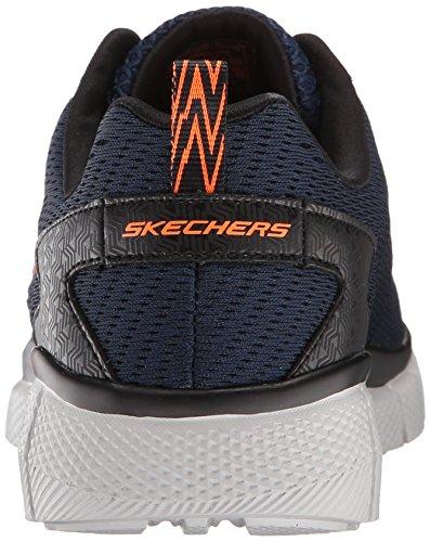 Nvor Equalizer Deportivos Hombre Skechers Azul 51529 Zapatillas FHngf