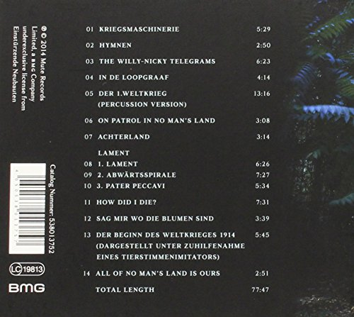 Lament: Amazon.co.uk: Music
