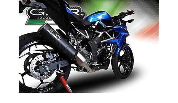 Amazon.com: GPR EXHAUST SYSTEMS K.171.RACE.M3.CA KAWASAKI ...