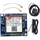Geekstory 4G GPS GSM GPRS Module SIM7100A Development Board LTE WCDMA GNSS with Antenna for Arduino Raspberry Pi Window