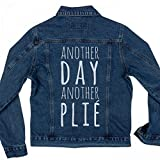 Another Day, Another Plià Denim: Ladies Denim Jean Jacket