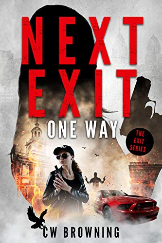 Cw Jersey - Next Exit, One Way (The Exit Series Book 6)