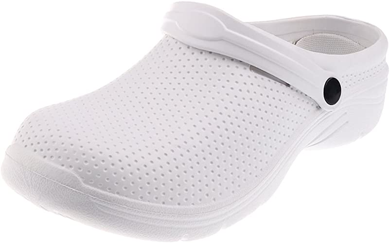 Magideal Chaussure Homme Securite Antiderapante Pour Cuisine
