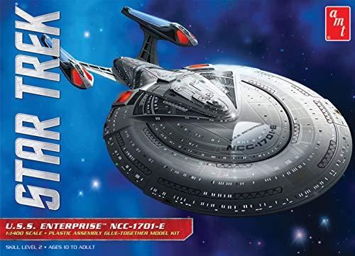 AMT U.S.S. Enterprise 1701 E 1:1400 Scale Model Kit