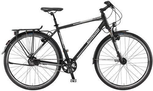 Winora Labrador - Bicicleta de cross con cuadro alto (ruedas de 28 ...